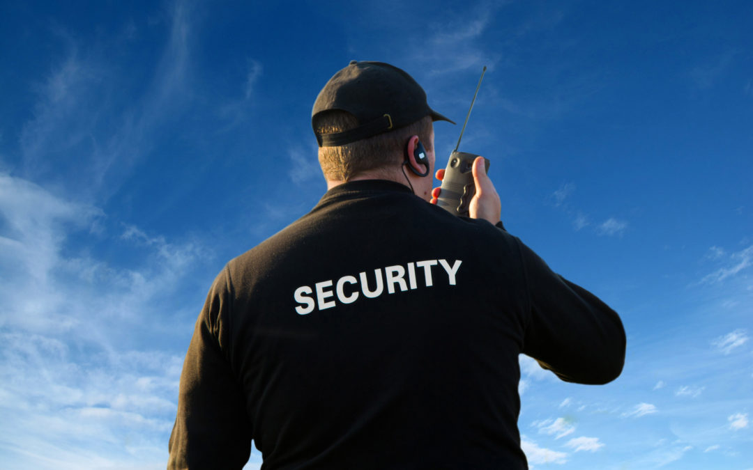 BCK Wegleitung: Reglementierung privater Sicherheitsheitsdienstleistungen