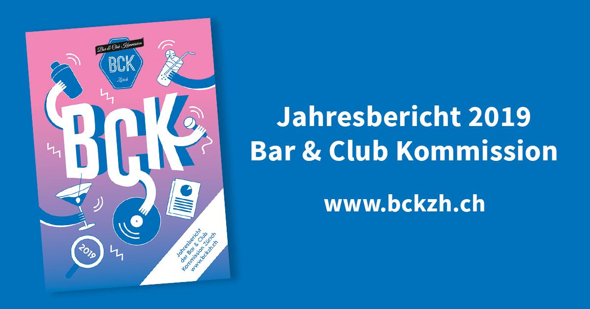 BCK Jahresbericht 2019